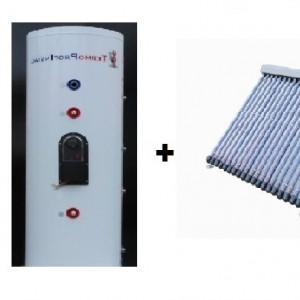 Panou + boiler + accesorii